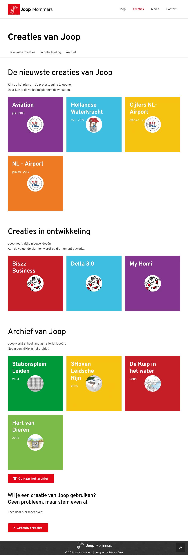 JM_Webpagina_creaties